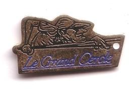 C10 Pin's Billard BILLARD Le Grand Cercle Saint Etienne Achat Immédiat - Billares