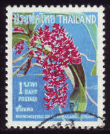 Thailand Stamp 1967 Thai Orchids (1st Series) 1 Baht - Used - Tailandia