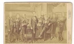CDV Gouvernement De La Défense Nationale (1870) E. Appert - Old (before 1900)