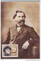 1821. Serbia, 2013, Art - Giuseppe Verdi, CM - Serbia