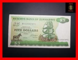 ZIMBABWE 5 $  1983  P. 2 C  XF - Zimbabwe