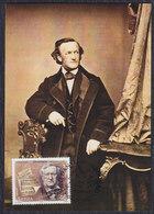 Serbia 2013 Composer Richard Wagner, CM - Serbia