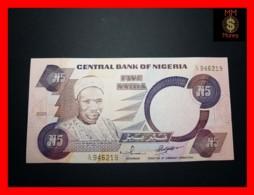 NIGERIA 5 Naira 2001 P. 24 G  UNC - Nigeria