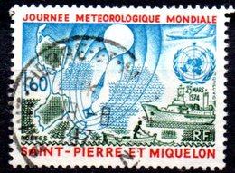Saint Pierre Et Miquelon: Yvert N° 433° - St.Pierre Et Miquelon