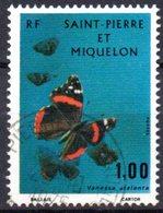 Saint Pierre Et Miquelon: Yvert N° 441° - St.Pierre Et Miquelon