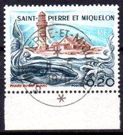 Saint Pierre Et Miquelon: Yvert N° 447° - St.Pierre Et Miquelon