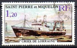 Saint Pierre Et Miquelon: Yvert N° 453° - St.Pierre Et Miquelon