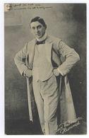 Curt Weihmann Humorist Feldpost 1916 Esk Jäger Regt Z. Pferd 6 Erfurt Borna - Otras Celebridades