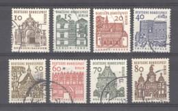 Allemagne  -  Berlin   :   Yv  219-25  (o) - Gebraucht