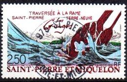 Saint Pierre Et Miquelon: Yvert N° 546° - St.Pierre Et Miquelon