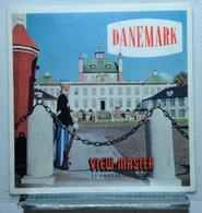 VIEW MASTER  : DANEMARK  C 480 :  POCHETTE DE 3 DISQUES - Visionneuses Stéréoscopiques