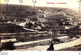 21 . Cote D ' Or  :  Velars  : La Verrerie  . - France