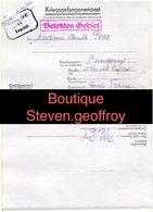 Camp De Prisonniers- Kriegsgefangenenlager - Lettre Colis Camille Petit / Guy / Beaugency 16/11/1941 Novembre Loiret - 1939-45