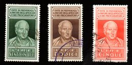Fiscali - Procuratori E Avvocati - 5. 1944-46 Luogotenenza & Umberto II