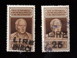 Fiscali - Procuratori E Avvocati - 6. 1946-.. Repubblica