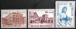 BELGIQUE                       N° 1753/1755                   NEUF** - Belgium