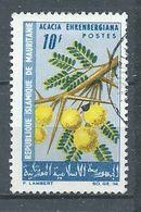Mauritanie YT N°208 Acacia Oblitéré ° - Mauritania (1960-...)