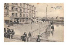(26706-14) Honfleur - L'Hôtel Du Cheval Blanc - Honfleur