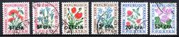 Réunion: Yvert N° Taxe 48/53° - Réunion (1852-1975)