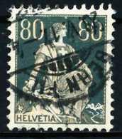 SCHWEIZ 1917 Nr 141x Gestempelt X4C6406 - Gebraucht