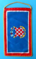 HRVATSKA RATNA MORNARICA (HRM) - CROATIAN NAVY ... Larger Pennant * Army Marina Marine Kroatien Croatie Croazia Croacia - Bandiere