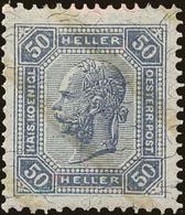 Austria Scott #103a, 1904, Hinged - Neufs