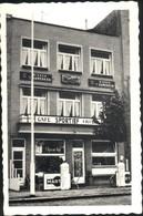 BLANKENBERGE : Café Sportief  Privékaart Kerkstraat 163  / Pub Bieren 't Hamerken En Triumph Pils - Blankenberge