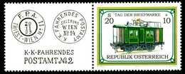 ÖSTERREICH 2001 Nr 2345-ZFl Postfrisch S1C9026 - 1945-.... 2. Republik