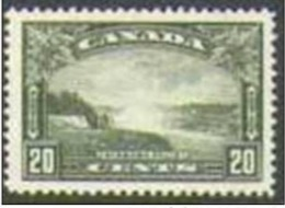 "-Canada-1935-""Niagara Falls"" MH (*) - Unused Stamps"