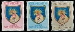 VATIKAN 1954 Nr 227-229 Postfrisch X7C4C1E - Vatican