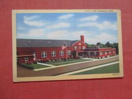 USO Club    Mississippi > Hattiesburg  Ref 3999 - Hattiesburg