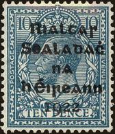Ireland Scott #8, 1922, Hinged - 1922 Governo Provvisorio