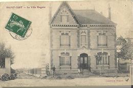 Saint Just (  51 ) Villa Huguier - Autres Communes