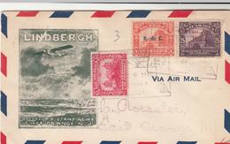 Nicaragua / Airmail / U.S. / Honduras - Nicaragua
