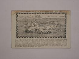 Ile De Caldey : Fondation De L'Abbaye De Scourmont - Pembrokeshire