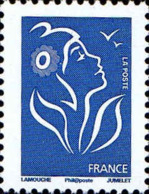 France Poste N** Yv:4153/4158 Marianne De Lamouche Philap@oste - France