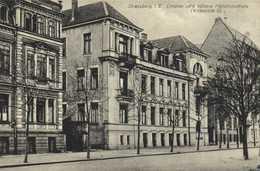 Strassburg I E.Lindner'sche Hohere  Madchensdchule(Waseneck 6) RV - Strasbourg