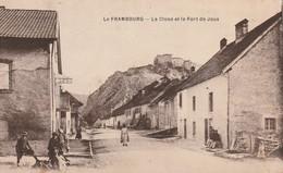 ( VIR) DOUBS , LE FRAMBOURG , La Cluse Et Le Fort De Joux - France