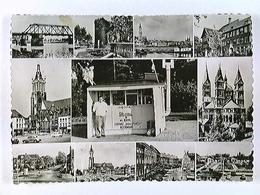 Roermond, 11 Ansichten, Friture Rattentoren, Niederlande, Mehrbild-AK, Gelaufen Ca. 1965 - Ohne Zuordnung