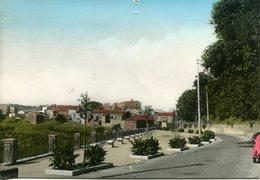 Aidone - Villa Comunale - Belvedere (viaggiata 1971 Per La Francia) - Italie