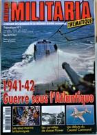Rare Revue Militaria Mag Thématique  N°1 - 1939-45