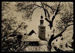 74 - Megève Mégève - Le Clocher Du Village Sallanches  #8935 - Megève