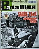 Rare Revue Batailles HS N°13 - 1939-45