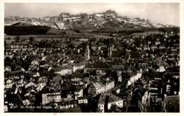 St. Gallen Mit Säntis (5787) * 5. 12. 1936 - SG St. Gall