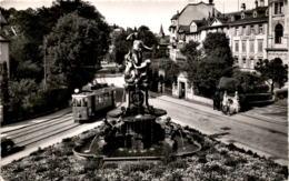 St. Gallen - Broderbrunnen (13124) * 21. 1. 1952 - SG St. Gall