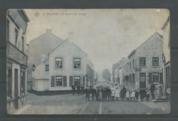 Oude Postkaart. SCLAYN. Le Centre Du Village  1906 - Autres