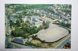 35  Rennes - Ecole D'Instituteurs  D'Ille Et Vilaine - Rue De Saint Malo ( Vue Aérienne ) - Rennes