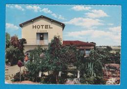 ARGELES SUR MER 66 ( HOTEL RESTAURANT L' OASIS )  LE RACOU  EDITEUR PAGES - Argeles Sur Mer
