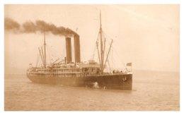 Costeira Aytarquaia Federal  Cia. Nacional De Navegacao RPC - Steamers