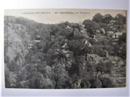 FRANCE - AVEYRON - SERVIERES - Vue Générale - 1916 - Autres Communes